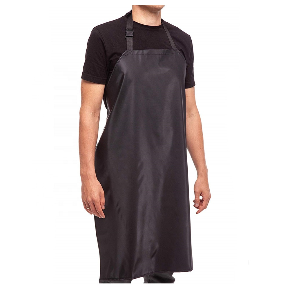 Waterproof Rubber Vinyl Apron for Staying Dry When Dishwashing, garden,Lab Work, Butcher, Dog Grooming