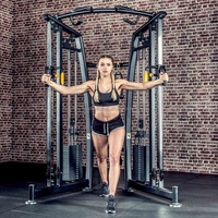 Gym multi functional trainer Fitness Smith Rack