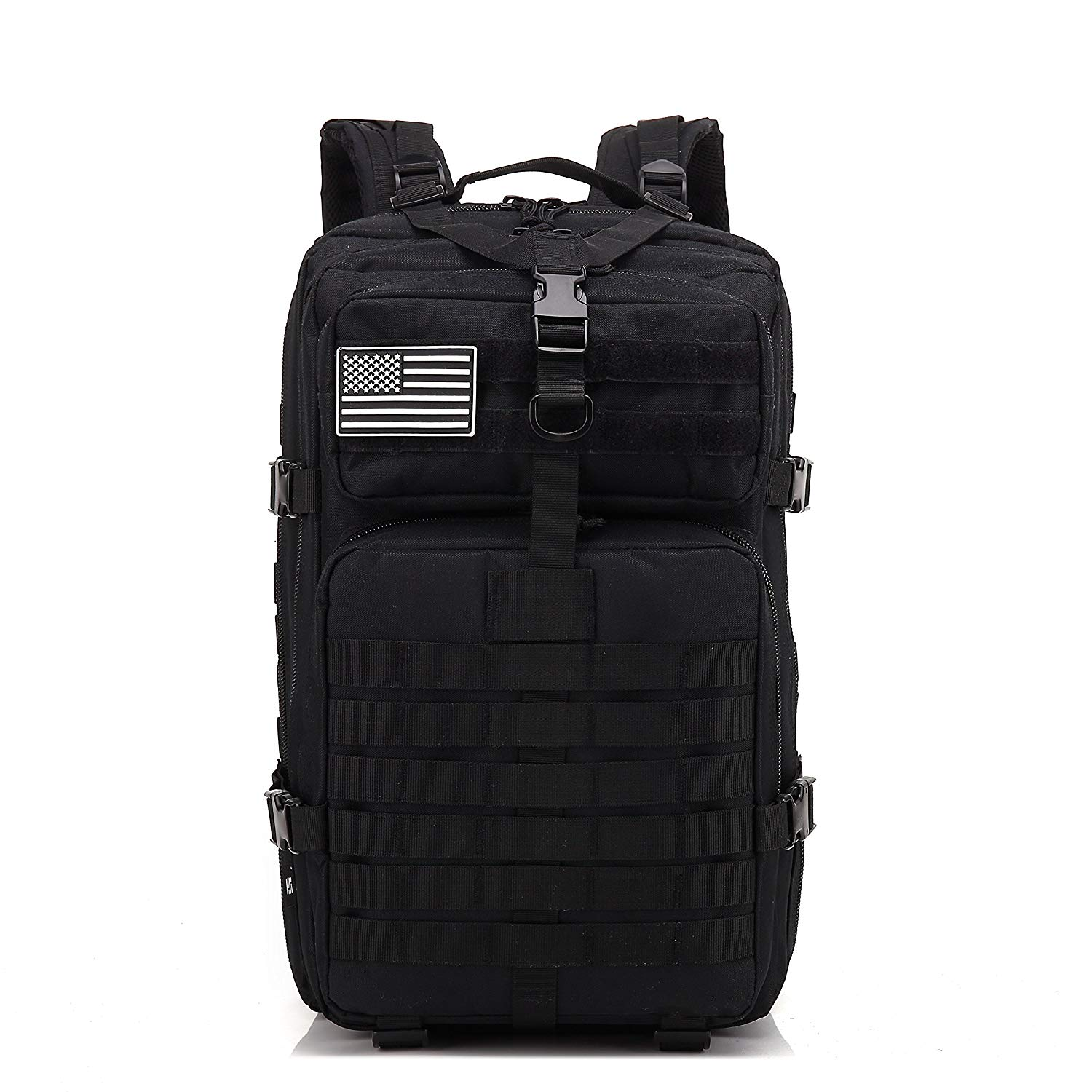 Get Quotations Angle Dolphin Military Tactical Backpack Small Assault Pack Army Molle Bug Out Bag Backpacks