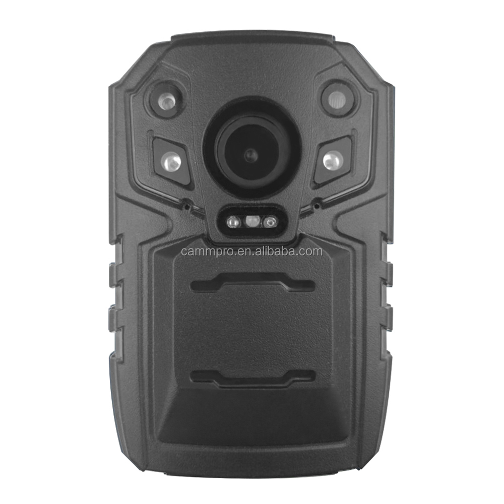 Police Wearable Cam Body Worn Camera 32 Megapixel 1296P Super HD built-in 4G & WiFi GPS special for police and law enforcement