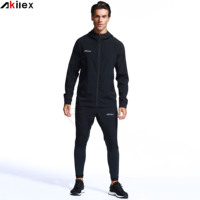 Newest Design Customized long Sleeve Sweat Suit Jogging wear sports tracksuits for men