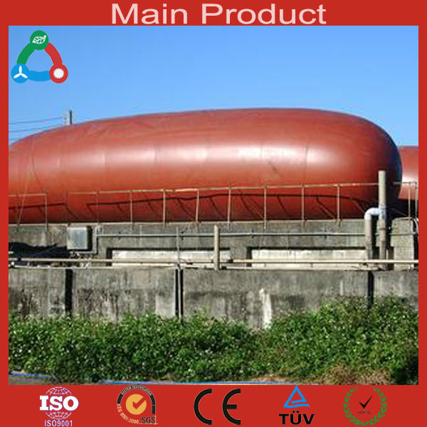 Commercial Food Waste Disposer Biogas Plant