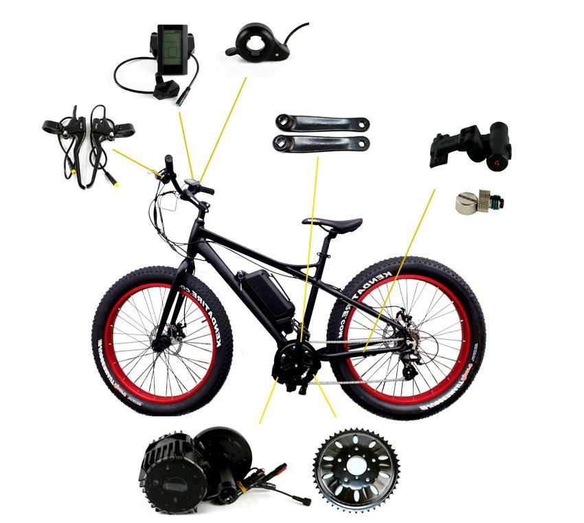8fun bafang 48v1000w bbshd bbs03 electric bike kit 8fun. Black Bedroom Furniture Sets. Home Design Ideas
