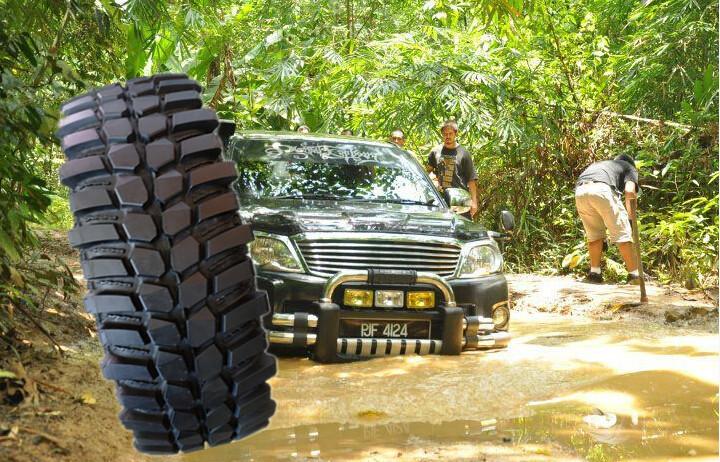 Waystone Radial Mud Terrain Tires 35x12 5r17 33x12 5r20 35x12 5r20