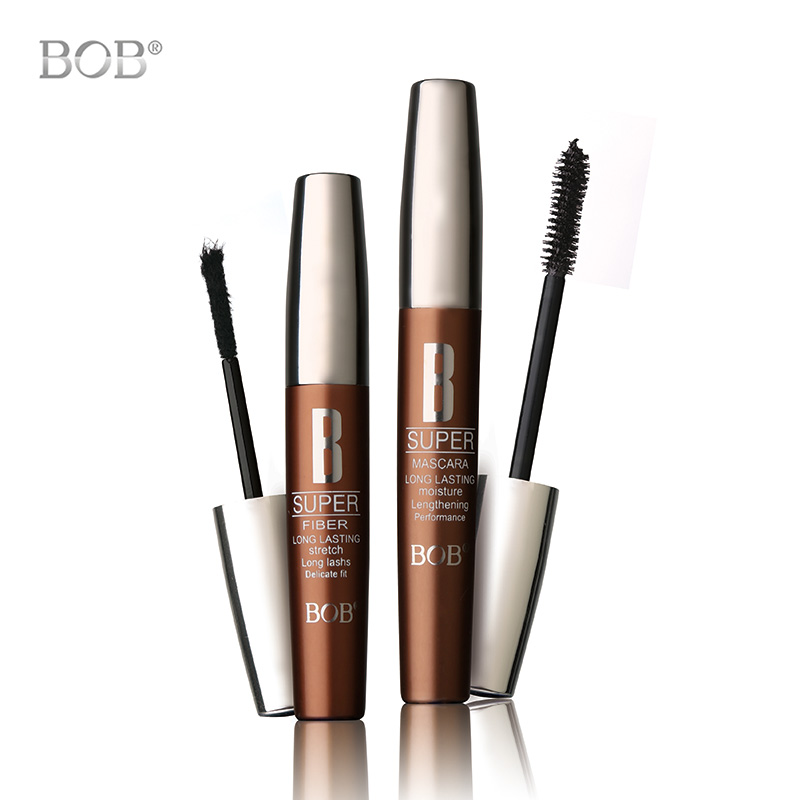 Unique 3D Mascara Double Design Curl Dense