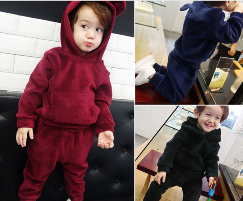 New Style Fashion Boys sports clothes Chilren's Boutique Clothing sets For Boys