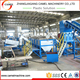 pp bottle recycling line/HDPE bottle washing line/used HDPE bottle recycling plant