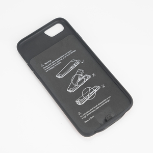 OEM Order Welcome!!New Design 4.7 Inches TPU Mobile Phone Case with Built-in Qi Wireless Charging Receiver for Apple iPhone67