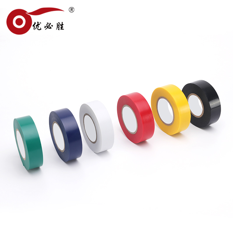 Hot selling popular protection hard pvc insulation vinyl tape grey