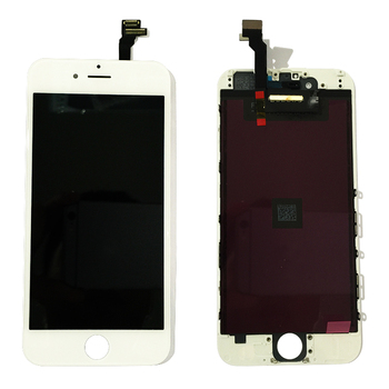 sale retailer a6ce9 04de7 Shenchao Lcd Screen Replacement Guard Complete Digitizer Backlight Replace  For Iphone 6s Original Mobile Phone White - Buy For Iphone 6 Lcd Screen,For  ...