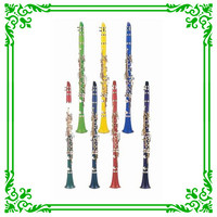 Buy 17 keys green color ABS bb in China on Alibaba.com