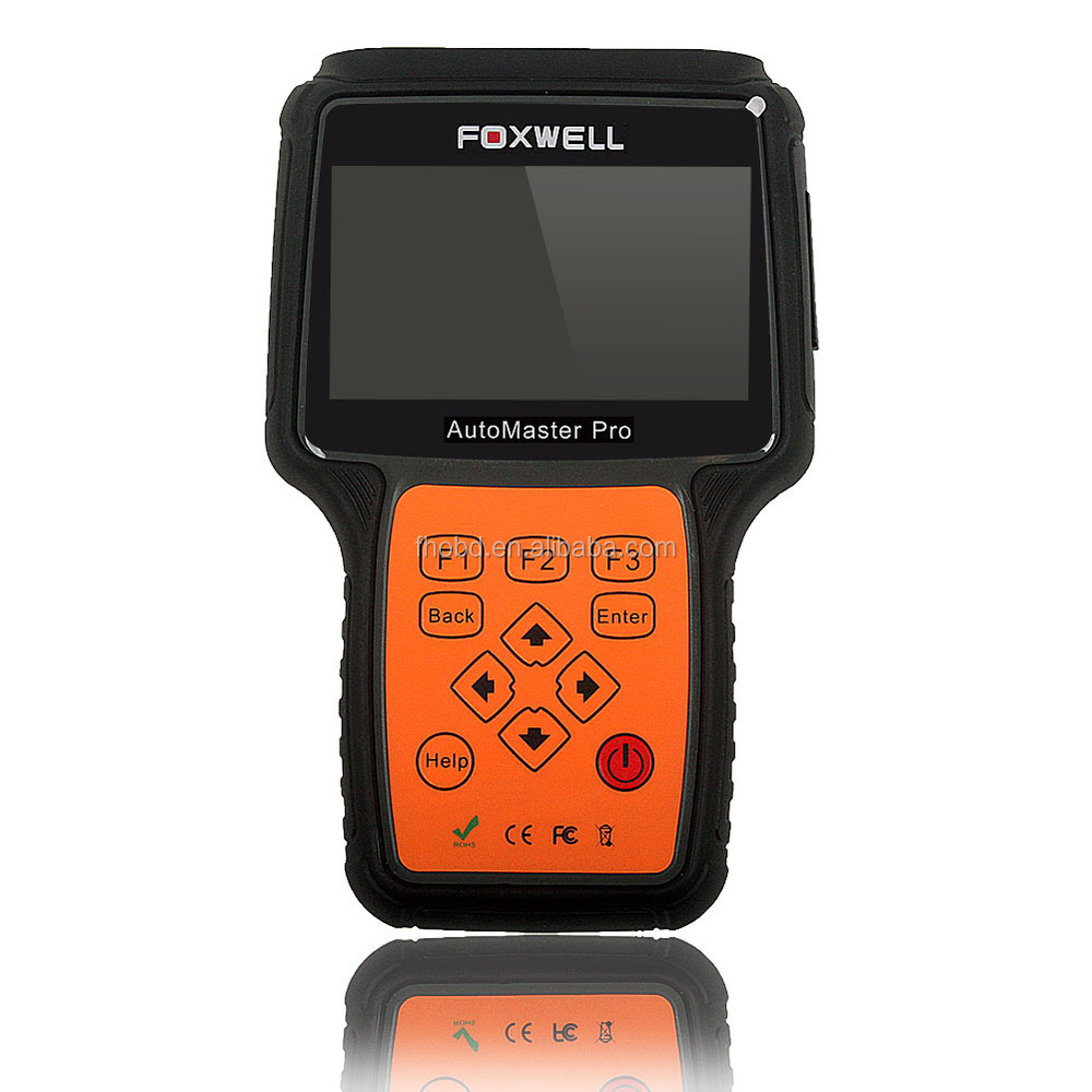 2015 New Product Car Diagnostic Tool Foxwell Nt641 For Asian ...