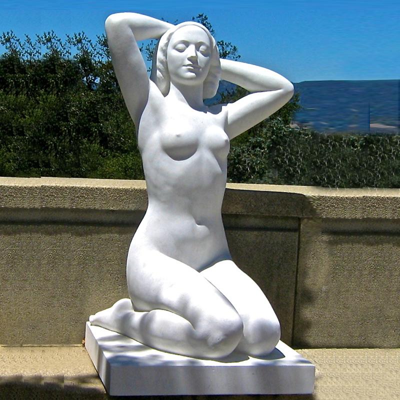 Италия статуя голой толстой женщины #14