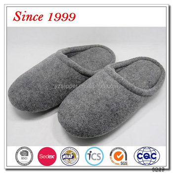 30bd8d23eb2 Wholesale Women Felt Slippers Diy Wool Felt Slippers Indoor Slippers ...