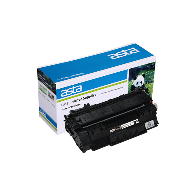 alternative compatible for toner cartridge refill machine toner cartridge for hp Q5949A with packing box