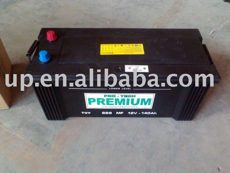 689 Mf 140 Ah Car Battery