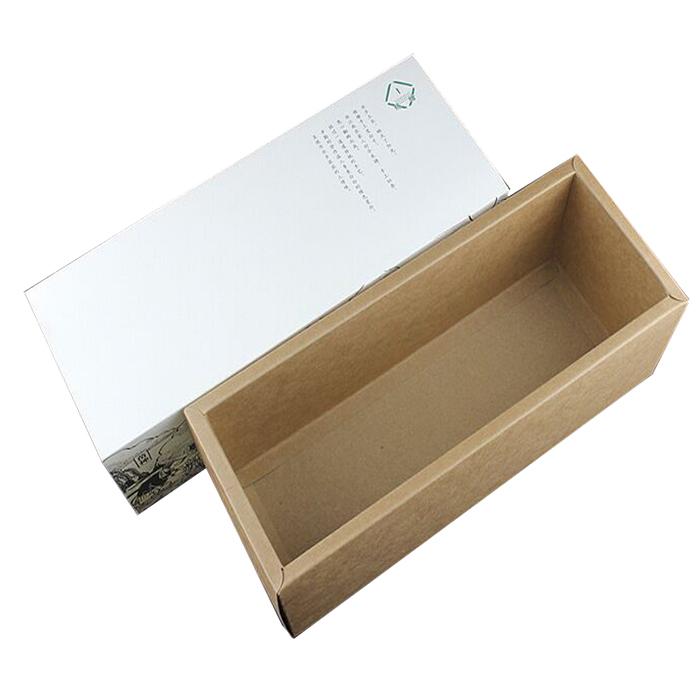 صندوق تغليف المأكولات ذو التصميم الجديد للكعك والفطيرة الفاخرة
