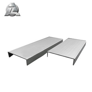 Huge variety of models aluminum extrusion gutter profiles products