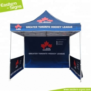 Modern aluminum display anti-UV trade hall tent