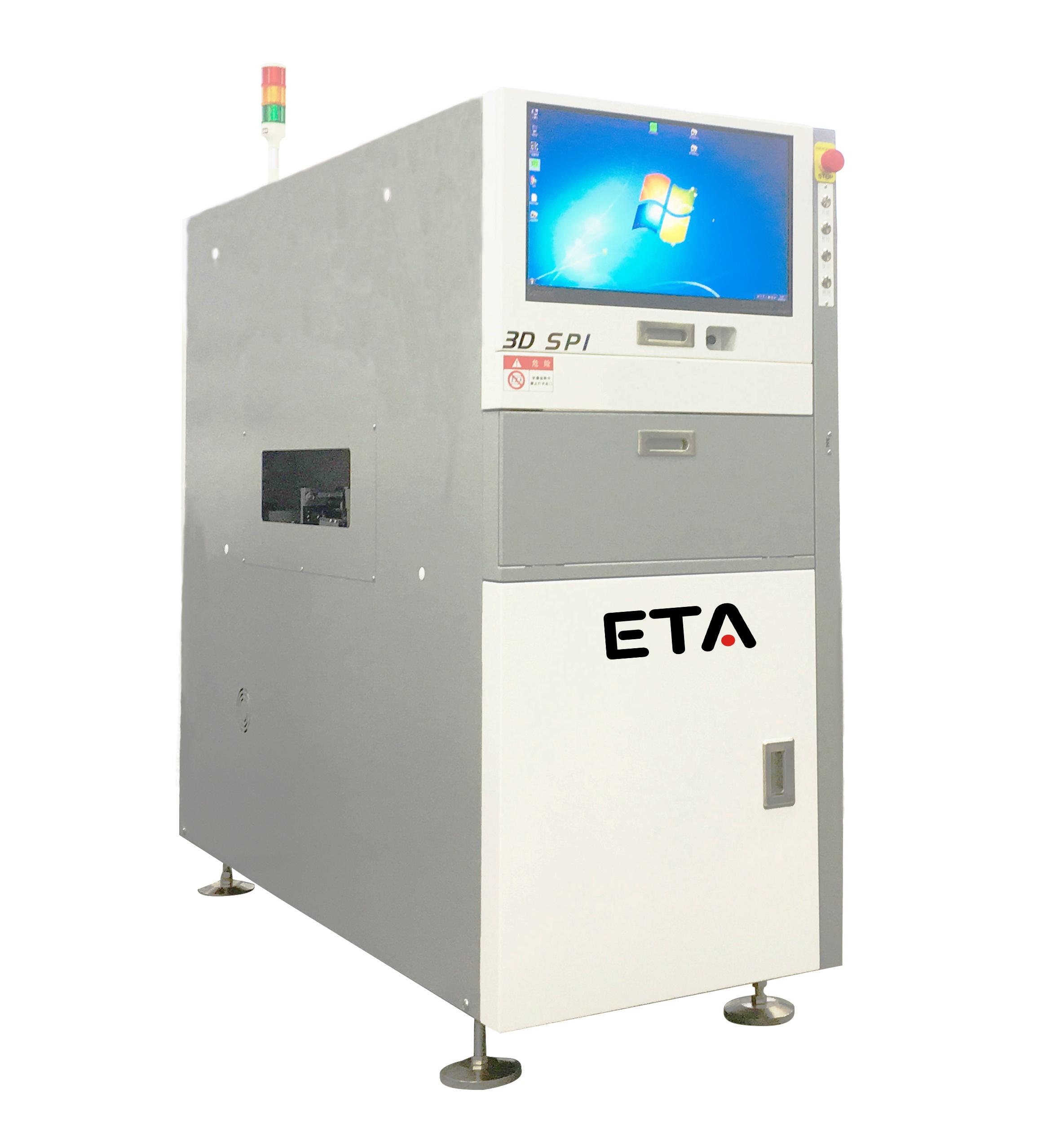 Advanced Auto SMT On-line 3D Solder Paste Inspection Machine (SPI)