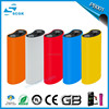 popular 5000mah solar energy mobile phone charger for smartphone