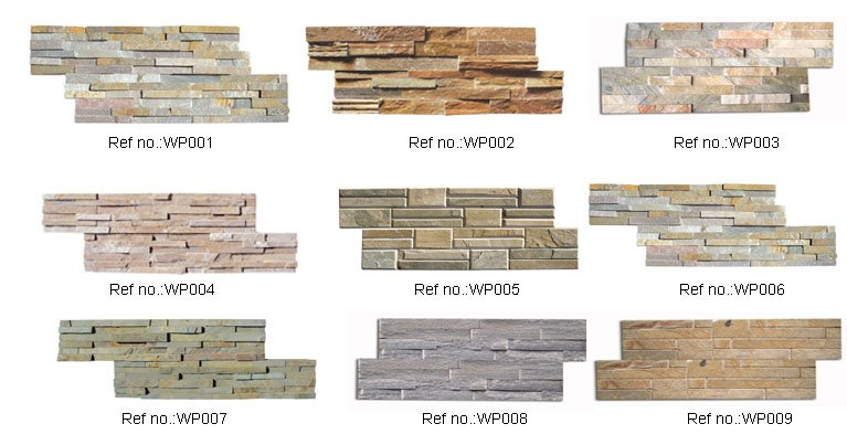 Natural Natural Stone Exterior Wall Cladding Panel For Outdoor