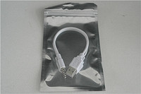 3.5 mm to USB Data Cable Sync charger for Apple iPod Shuffle 3rd,4th & 5th Gen.