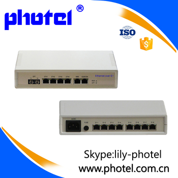 Top Sales Network Equipment Framed E1 To Ethernet Converter - Buy ...