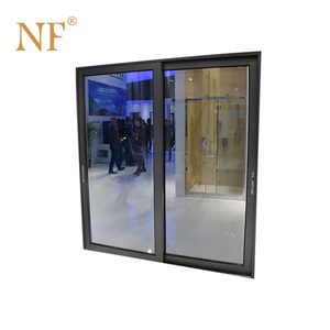 Aluminum Wholesale High Quality Fire Rated Pocket Sliding Door