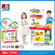 Super restaurant toys happy kitchen toys play set for girls HC346055