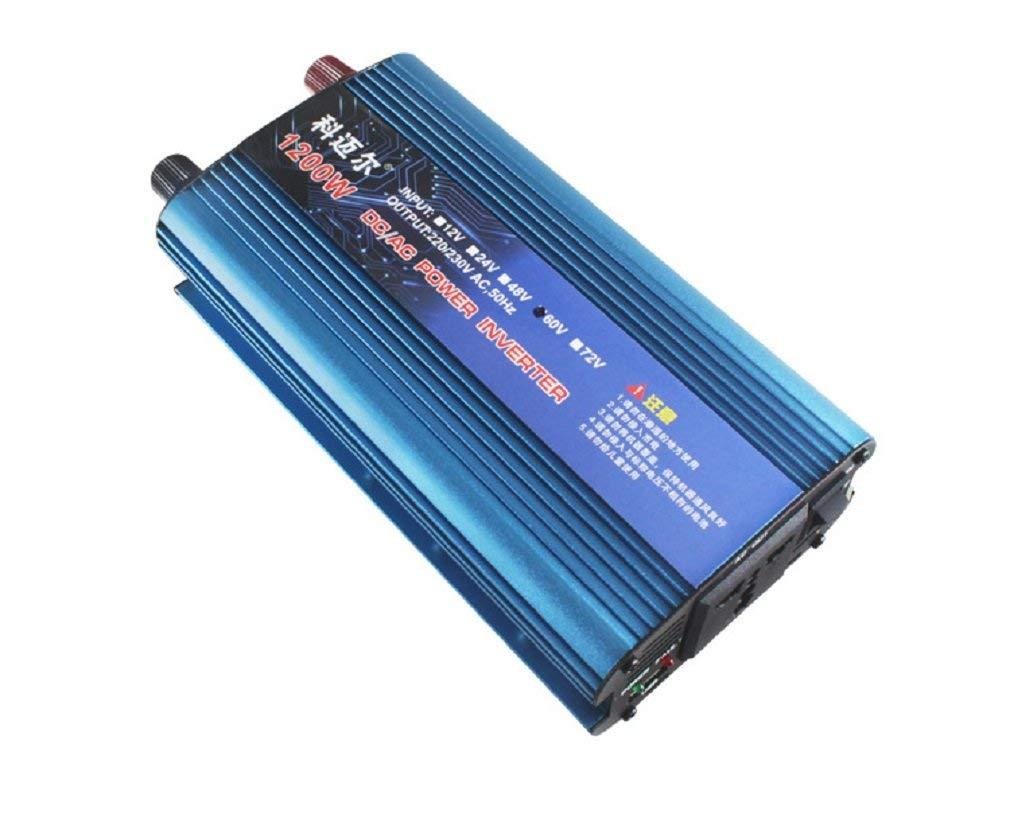 Car Inverter / 1200W / Inverter Low Power/Solar Converter / 12v/24V to 220V