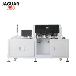 chip mounter for led lighting production assembly line