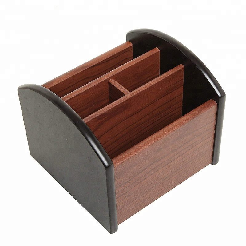 Amazon school wood <strong>bamboo</strong> storage <strong>pen</strong> <strong>holder</strong> desk organizer