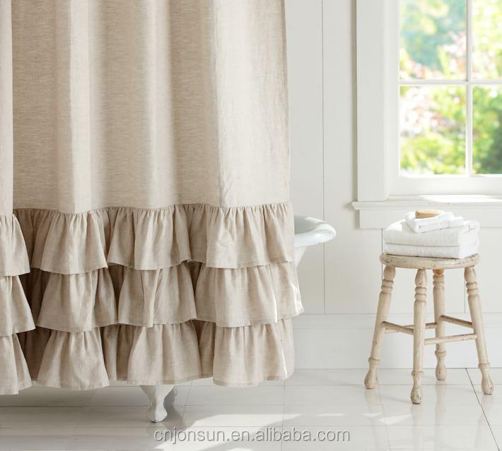 Home Goods Shower Curtains.Jonsun 100 Linen Ruffle Shower Curtain Home Goods Shower Curtains Buy Home Goods Shower Curtains Curtain Home Goods Shower Curtains Shower Curtain