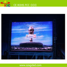 Retail oil price indoor p10 32*16dots matrix led video display screen