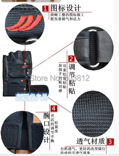 19cfe9db34 Half Finger Military Tactical Airsoft Adjustable Gloves Protective Black  Hawk