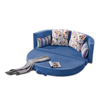 Wholesale Folding Sleeping Round Oval Sofa Bed