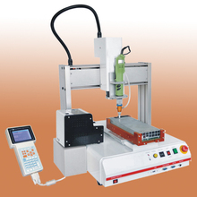 Precision automatic 3 axis glue dispenser