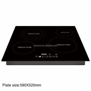 2018 New fast cook 4 burners Induction cooker electric stove electric cooktop