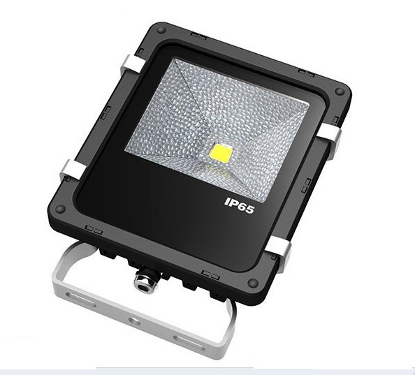 Free shipping 10W led flood light high quality COB flood lamp IP65 waterproof outdoor light AC85-265V Advertising lights