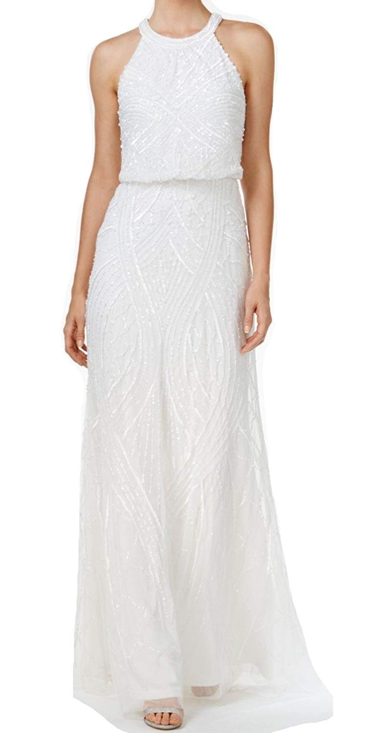 Cheap Adrianna Papell Lace Gown, find Adrianna Papell Lace Gown ...