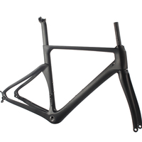 2018 Super Light Full Carbon Fiber Frame 700C Bike Frame Aero Bicycle Racing Carbon Frame Bottom Bracket BB86/BSA/BB30/PF30