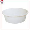 120liter LLDPE large round stackable industrail basin shaped plastic container
