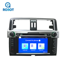 Android 7.1 Sistema Multimediale Car Dvd Player Car Stereo Con lettore di Schede Sd