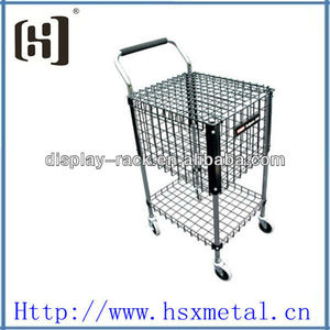 tennis ball trolley HSX-S819 tennis ball basket