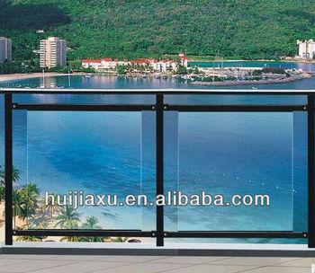 Swimming Pool Handrail,Aluminum Glass Railing,Aluminum Exterior ...