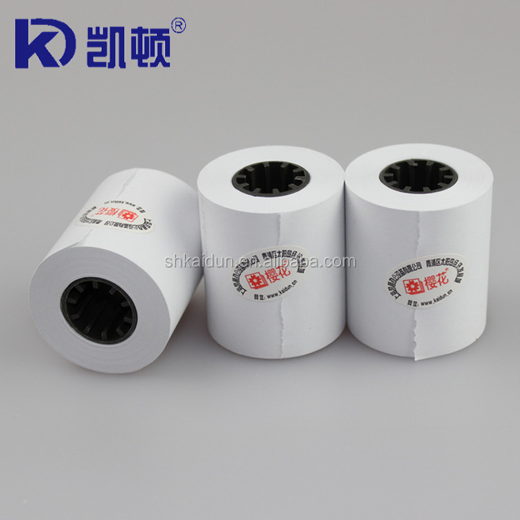 adhesive paper thermal paper in china
