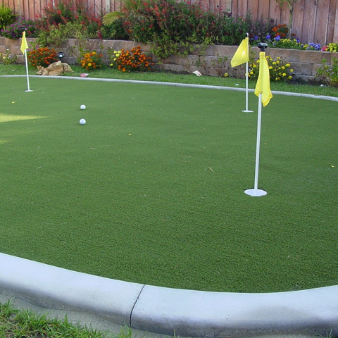Putting mat krul golf kunstgras mini putting green