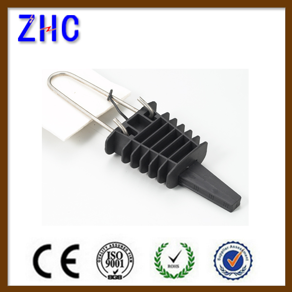 Preformed Dead End Tension Collecting Strain Cable wedge anchor Clamp
