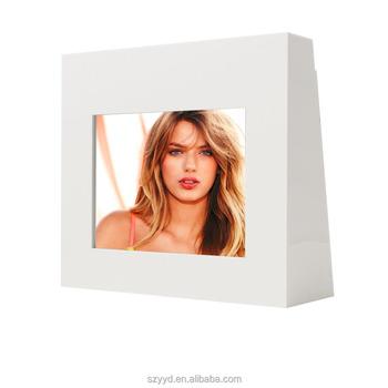 Hot Selling Video Playback 8 Inch Digital Photo Frame Fsdu Monitor ...